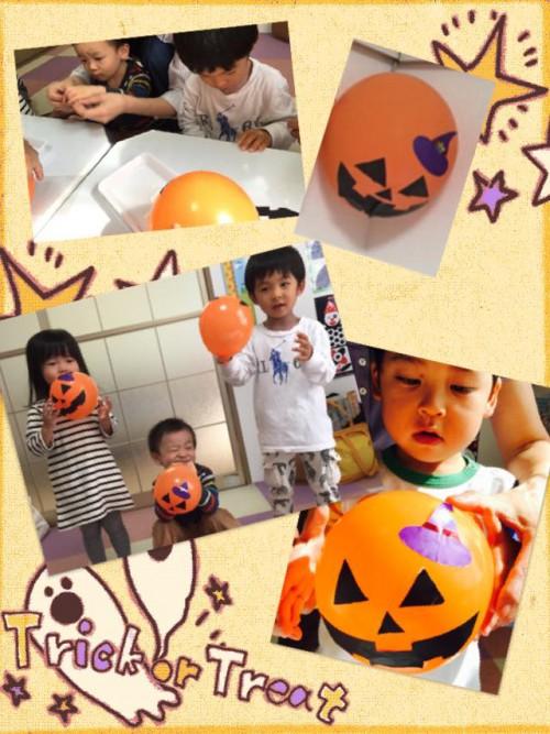 3歳ハロウィン
